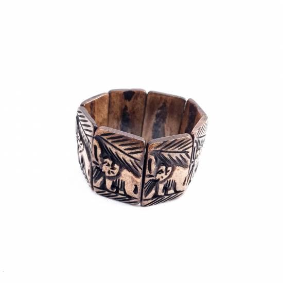 Bone braceletes
