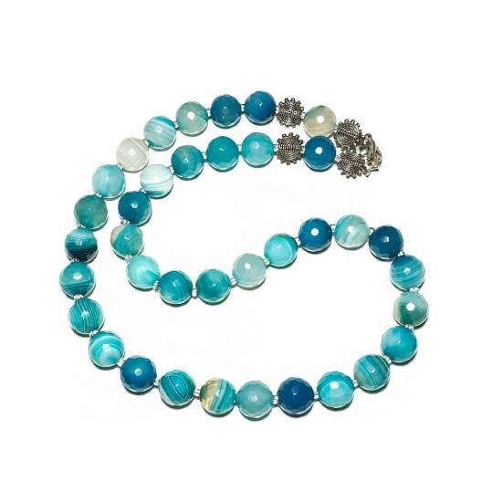 Ожерелье с ониксом