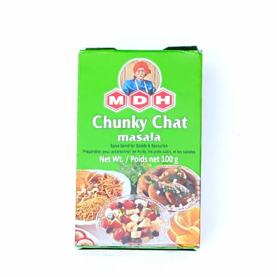 Blend of spices ''Chunky Chat  masala''