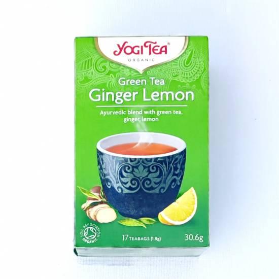 Bio Yogi Tea ''Ginger Lemon''